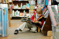 Child Reading Pic