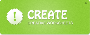 Create - Creative Worksheets
